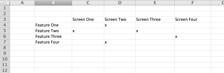 Wordpress Spreadsheet Ex